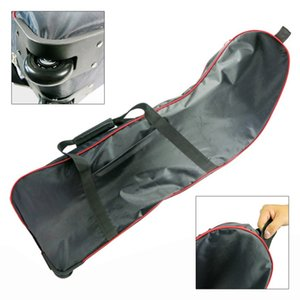 대용량 접이식 스쿠터 캐리 가방 바퀴와 8 인치 접이식 전기 스쿠터 캐리어 운송 가방 롤러의 경우