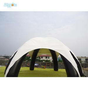 Высокое качество Внеклассная паук Arch Палатка Надувные Рекламные выставки Палатка для рекламы