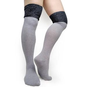 Sıcak Diz Yüksek kaliteli Çorap Erkekler Seksi Çorap Çizgili Örgün İş Sahne Çorap Eşcinsel Erkek Koleksiyon Çorap Pamuk Hortum