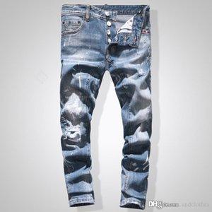 20 Mens Designer Jeans pour hommes jeans Plus Big Size 29-48 Straight Denim Men Famous Brand jeans for men designer pants mens joggers