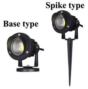 옥외 LED COB 잔디 램프 5W LED 정원 조경 빛 AC220V110V 12V 방수 LED 조명 빛 정원 경로 스포트 라이트