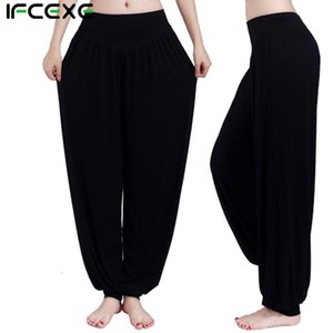 Femmes Yoga Pantalon Femmes Plus La Taille Leggings De Yoga Coloré Bloomers Danse TaiChi Longueur Pantalon Pantalon Modal vêtements