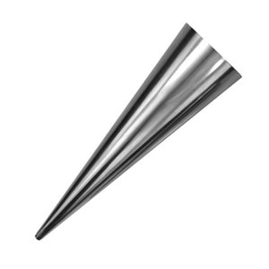 Stainless Steel Non-stick Baking Cone DIY Spiral Croissants Baking Tube Horn Pastry Roller Cake Mold Kitchen Bakeware