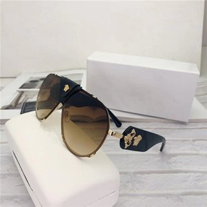 High quality men Sunglasses Women Beautiful round Summer Style Full Frame Top Quality UV Protection Mixed Color Come With Box
