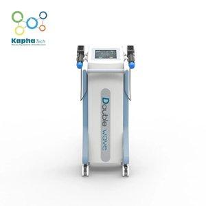 venda a quente Equipamento portátil de terapia de ondas de choque electrónicas com baixa intensidade para máquinas de terapia de desfuncionamento eréctil