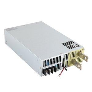 2000W 74A 27V Источник питания 27В Трансформатор 0-5В Аналоговый сигнал управления 0-27V Регулируемый источник питания 27V 74A SE-2000-27