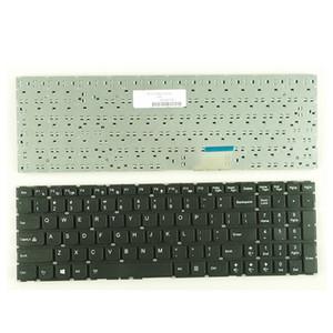 Teclado NUEVO Inglés para Lenovo IdeaPad Y50 Y50-70 Y50-70AS Y50-80 U530 U530P-IFI teclado de EE.UU. Versión Negro teclado de reparación