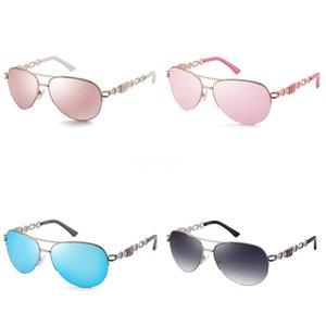 BLUEMOKY Brand Pilot FenChi Sunglasses Men Women Alloy Metal Frame Polaroid Lens UV400 Sun Glasses Driving Eyewear#977
