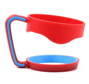 New Cup Handle Holder for 30oz Cup mugs Black Handles Plastic portable Travel Cup holders Drinkware car mugs handles