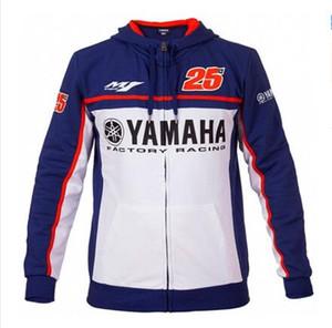 Neue Rennanzug Fleece Pullover Yamaha Offroad-Motorrad Jersey Yamaha Drehzahlabfall Anzug Pullover Jacke