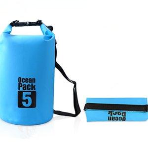 Для путешествий Duffel Bags Bucket Storage PVC Backpack Beach Fashion Drainting Сухое хранение Чехол Спорт Открытый Плавательный Унисекс Сухой Кемпинг B UKIPS