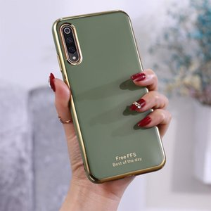 For Xiaomi Mi 9 6D Plating TPU Protective Case