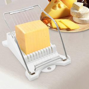 Eco-Friendly X Luncheon Meat Slicer queso hervido huevo jamón fruta del cortador Slicer BPA libre de 180 grados Rotatio
