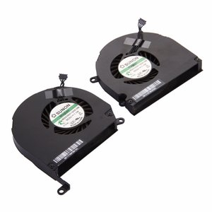 1 Pair for Macbook Pro 15.4 inch (2009 - 2011) A1286   MB985   MC721   MC371 Cooling Fans (Left + Right)