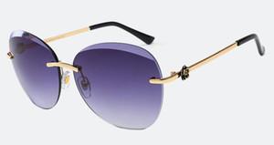 5pcs marque nouvelle été femme métal lunettes de soleil polarisées lunettes de vélo dames vélo verre conduite lunettes de soleil 5 couleurs livraison gratuite