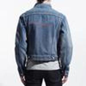 19ss Luxury Denim Jacket Men Women High Quality Casual Coats Black Blue Fashion Mens Designer Jacket Mens Clothing Size M-XXL
