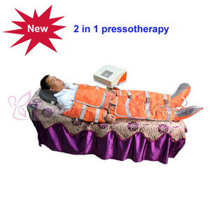 Pressoterapia massagem linfática drenagem emagrecimento tratamento perda de peso corporal detox pele aperto máquina