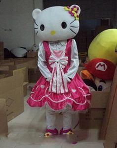 2019Discount factory sale hello kitty cat cartoon costume costume della mascotte, Hello Kitty Cat Character costumi abbigliamento per adulti.