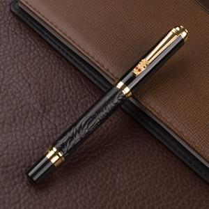 Luxo marca caneta MB assinatura caneta edição limitada musas Marilyn Monroe clássico canetas esferográficas com canetas Clipe presente Pérola