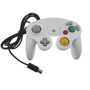 100pcs Top quality Wired Game Controller Gamepad Joystick for NGC NINTENDO GC Game Cube For Platinum fast ship