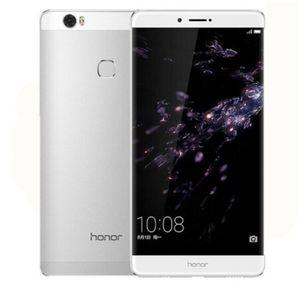 الأصلي هواوي الشرف ملاحظة 8 4G LTE الهاتف الخليوي كيرين 955 الثماني الأساسية 4GB RAM 32GB ROM 6.6inch 2K شاشة الهاتف 2.5D زجاج 13.0MP وتغ موبايل