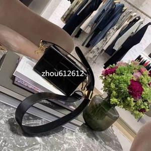 17,5 * 11,5 * 5 см Новые четыре цвета 30 Montaigne Mini Box Bag Calfskin Женская сумка на плечо роскошный дизайнер наклонный мессенджер сумка M9203 M911 1009
