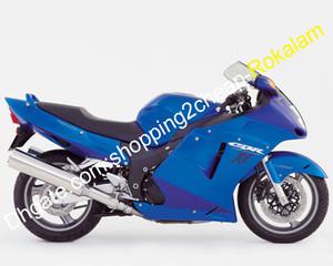 혼다 오토바이 CBR1100XX CBR 1100 XX 블랙 버드 1996 1997 1998 1999 2000 2005 2006 2007 CBR1100 블루 페어링 키트 (사출 성형)