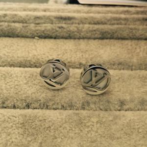 Высокая полированная мода Ювелирные изделия Высочайшее Качество Классический дизайн Серьги Серьги Titanium Сталь Серьги Для Женщин Партия Свадебные подарки Оптом