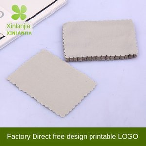High-grade mobile phone wiping glasses cloth film wipes microfiber glasses cloth 6X8CM months pin on millions piece