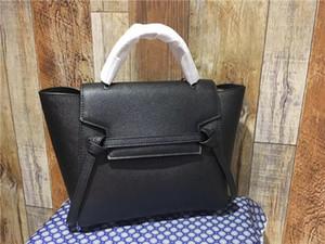 2019 Новая Доставка Жесткий Cowhide из натуральной кожи плеча сумки матери # 039 Большой Марка Hobos Тотализаторов HandbagsDay женщин Элегантный 24CM