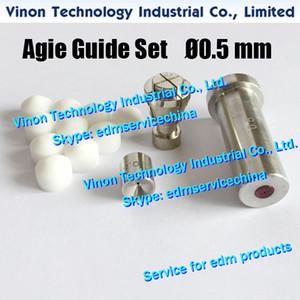0.3-1.5 mm Guía de tubo de electrodos Agie para Actspark SD1, Drill20, HD30 335009073,335009074,335009075,335009076,335009077,335013223,335009078