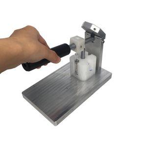 2019 new Hand Press Machine for M6T Vape Cartridges Manual Compressor mandrel presser for thick oil 510 Cereal Moonrock Carts dank vapes