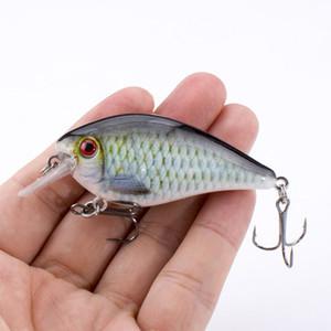 Fischköder 6.5cm 8.5g Float Crankbaits 1pcs Hart Pesca Kunstköder Minnow für Bass Trout Pike