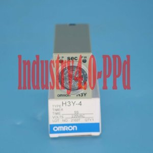 NEW OMRON FREE SHIPPING H3Y-4 TIMER تأخير الوقت RELAY