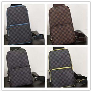 Homem sling bolsa de ombro sacos de moda mensageiro sacos frete grátis 20 * 31 * 10 cm