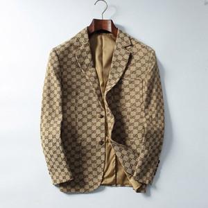 2019 hip hop Marca italiana Medusa chaqueta chaqueta de los hombres de calidad estupenda informal de impresión de los hombres de letras del patrón liberan