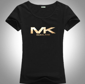 maglietta calda della maglietta della stampa della lettera di modo dell'abbigliamento delle donne della maglietta di vendita per stile casuale di sport per lo sport Ms t-shirts Trasporto libero