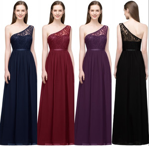 Babyonline Gestaltet Neue Brautjungfernkleider A Line Ärmel bodenlangen Chiffon Fluss Mädchen der Ehre Kleider Abendkleid CPS818