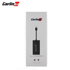 Carlinkit CarPlay دونغل لالروبوت الإنتقال لاعب صغير USB Carplay عصا مع السيارة الروبوت السيارات دي في دي