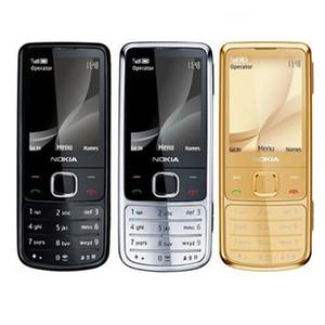 Téléphone cellulaire d'origine Nokia 6700 Classic débloqué GPS 5MP 6700 avec support clavier anglais / russe / arabe Livraison gratuite