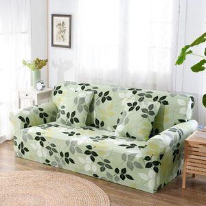 Elastic Spandex cobrir sofá 190-230cm apertadas Covers Couch Enrole tudo incluído para Home Decor Sofá secional Tampa Love Seat Patio Furniture