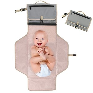 커버를 변경 패드 다기능 방수 패드 휴대용 0utdoor 변경 아기 기저귀 패드 아기 기저귀