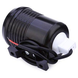 헤드 라이트 1200lm 상단 30W 액세서리 헤드 라이트 오토바이 ATV LED 오토바이 안개 램프 LED 가벼운 스폿 프로젝터 플래시 디스크 u2 낮은 PBKM