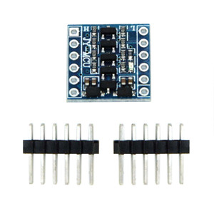 4 Channel Level Logic Convertisseur 3.3V 5V pour Arduino Bidirectionnelle Raspberry Pi