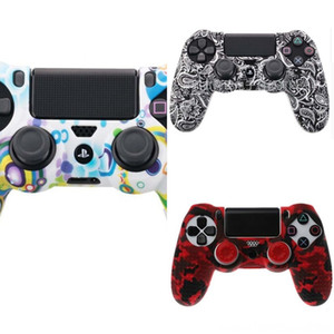 qGK4X PS4 Paint Skin Housing Shell Case Cover For Sony PlayStation 4 Chrome Controller