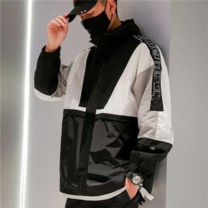 2019 Mens Womens Designer Windbreaker Jacktes Autumn Wind Coat Summer New Fashion Long Sleeve Fashion Young Tops S-2XL LSY19875
