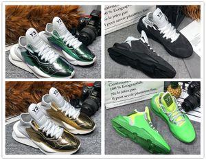 модные спортивные мокасины Женские мужские кроссовки для мужчин Y3 кроссовки из натуральной кожи бегуны новое поступление тренеры Y-3 L26