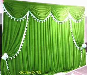 3M*3M wedding backdrop pleuche cloth Party background velour cloth Curtain Celebration Thicker Opaque backcloth velvet material cloth
