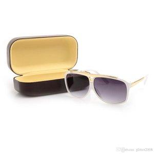 Qualitäts-Marken-Sonnenbrillen für Männer Fashion Evidence Sonnenbrillen Designer Brillen Brillen für Herren Damen Sonnenbrillen Designer glassess