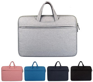 Astar çanta Darbeye Su Geçirmez Macbook ipad hava pro için dizüstü Evrak çantası 13 14 15.6 inç laptop çanta tablet koruyucu kılıfları DN006